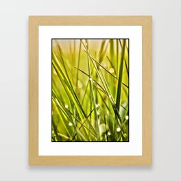 Breaking Light II Framed Art Print