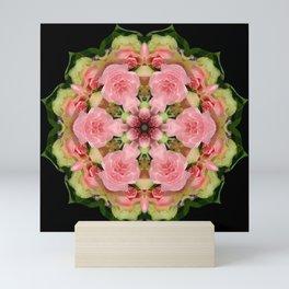 Rose Lotus Mini Art Print