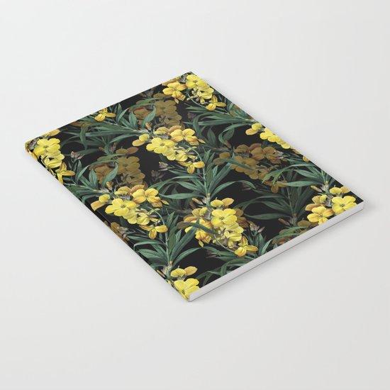 Ivy night Notebook