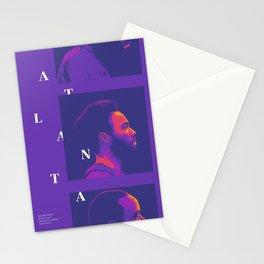 Atlanta Stationery Cards