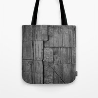 stone Tote Bags featuring Stone by Claire Elizabeth Stringer