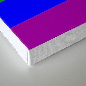 LGBT Gay Pride Flag Canvas Print