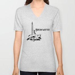 Breakwater Unisex V-Neck