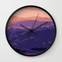 Another Earth Wall Clock