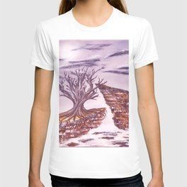 Tree of Solitude T-shirt