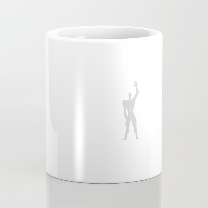 Le Corbusier Modulor Coffee Mug