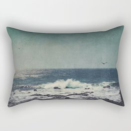 emerAld oceAn Rectangular Pillow