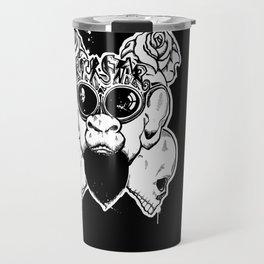 Rock Out Monkey Boy Travel Mug