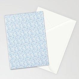 Ditsy Cornflower Blue Stationery Cards