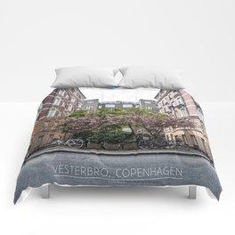 Vesterbro, Copenhagen Comforters