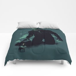shadow of the titan Comforters