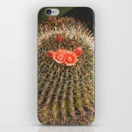 Cactus Blossom iPhone Skin