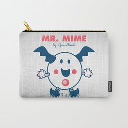 Mister Mime Carry-All Pouch