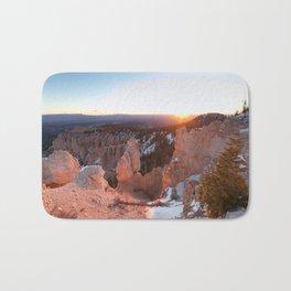 Bryce Canyon Sunrise Bath Mat