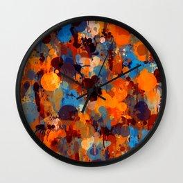 Abstract 17 Wall Clock