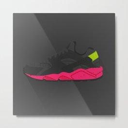 Nike Huarache Metal Print