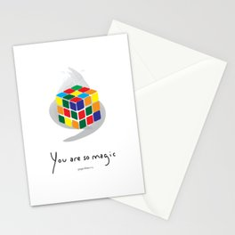 You are so Magic Stationery Cards