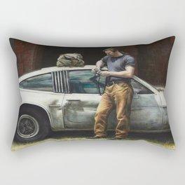 That Fleeting Moment Captured Rectangular Pillow