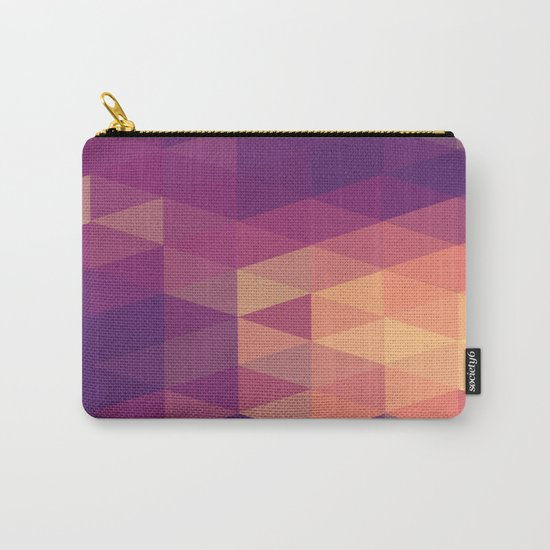 Flowerlight Carry-All Pouch