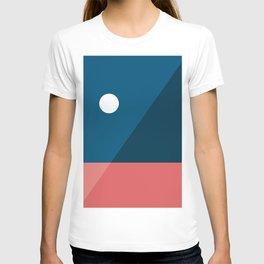 Geometric Landscape 06 T-shirt