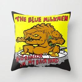 Sihfits - The Blue Milkmen Throw Pillow