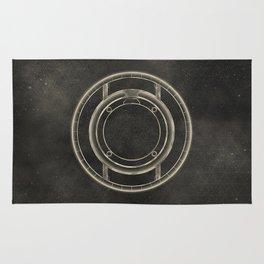 Tron: Identity Disc Rug