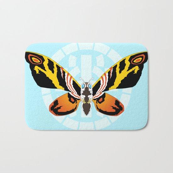 Mothra Bath Mat