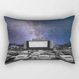 Drive-In Rectangular Pillow