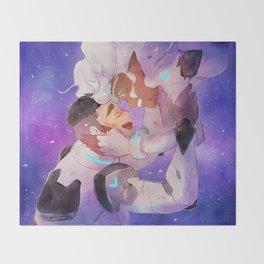 Spaced (shallura) Throw Blanket