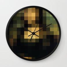 PIXELEON-Monalisa Wall Clock