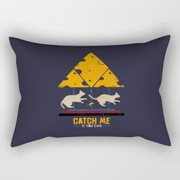 Mouse Trap? Rectangular Pillow