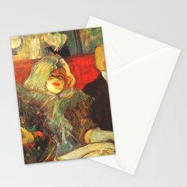 Henri de Toulouse-Lautrec - Au Rat Mort Stationery Cards