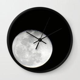 The Rising Wall Clock