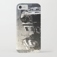 sticker iPhone & iPod Cases featuring Sticker City by Shy Photog