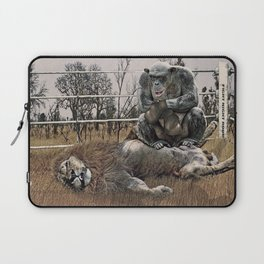 The Undefeated Chump Laptop Sleeve