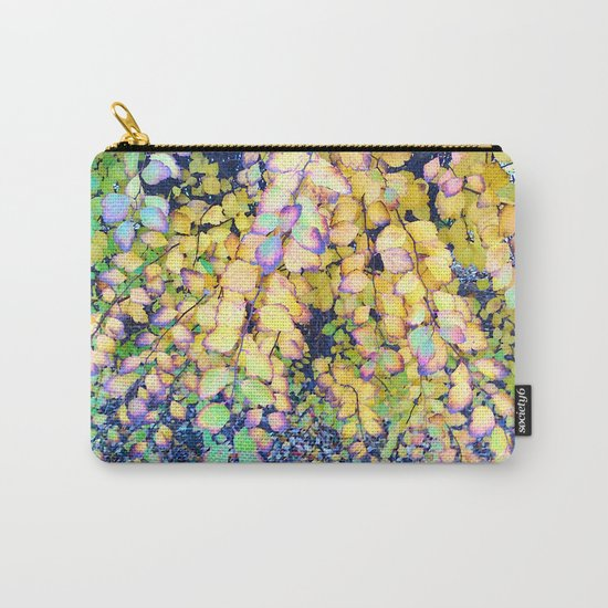 little leaves Carry-All Pouch
