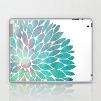 Watercolor Flower Laptop & iPad Skin