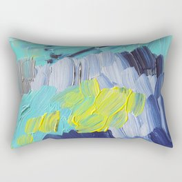 Texas Morning Rectangular Pillow