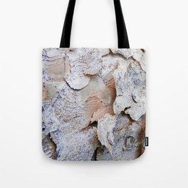 Tree Bark rustic decor Tote Bag