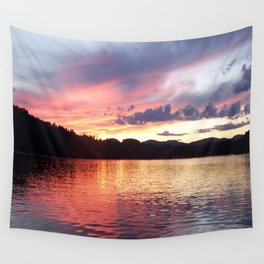 Lakeview Wall Tapestry
