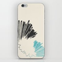 polar bear iPhone & iPod Skins featuring Polar Bear by By Nordic