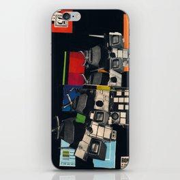 Control Panel 75 iPhone Skin