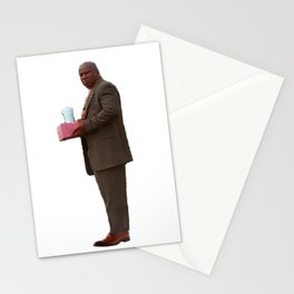 Marsellus Wallace Getting Coffee [PULP FICTION] Stationery Cards