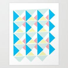 Deco 3 Art Print