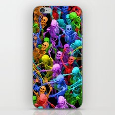 Dancing dead iPhone & iPod Skin