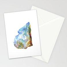 Raw Opal Stationery Cards