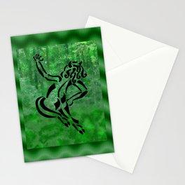 Joyful Puck Stationery Cards