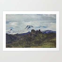 Armenian Tour III Art Print