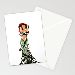 Poison Ivy Stationery Cards