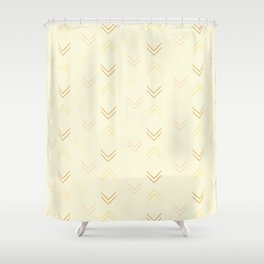 Double V Shower Curtain